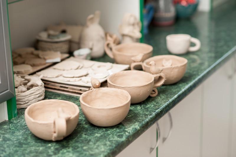 陶器のデザイン