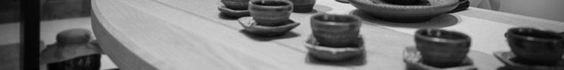 伝統ある古き良き陶器
