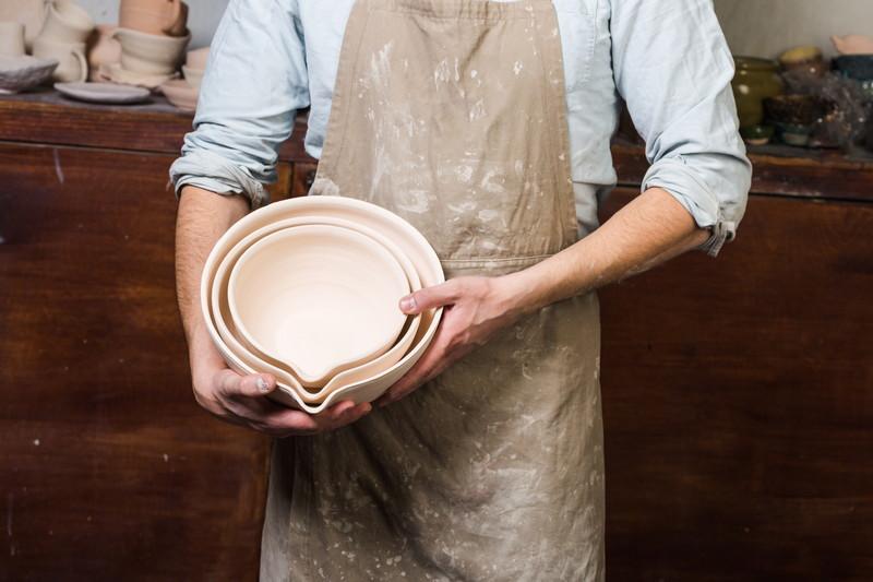 陶器を作る